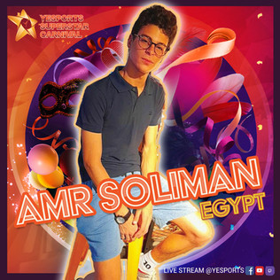 Amr Soliman - Egypt, Cairo