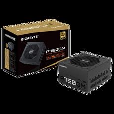 Gigabyte P750GM 750W 80Plus Gold Full Modular