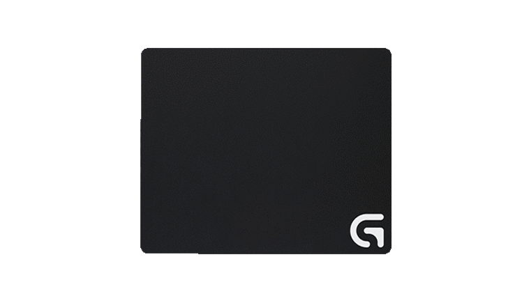 While Logitech probably isn't most well-known for their gaming mouse pads, such products from the company certainly shouldn't be ignored. While their gaming mouse pad palette isn't very wide, they do offer a few very viable options. The G240 is quite an unusual model. A standard-sized mouse pad, it is only 1 mm thick, which is very thin compared to most mouse pads. It is only available in one size of 340 x 280 mm and comes without stitched edges.