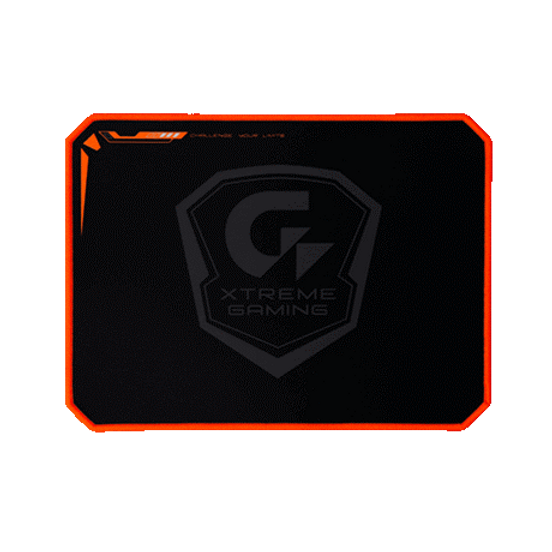 Slick gliding surface for speed gameplay Anti-fraying stitched edges High-density Rubber Base