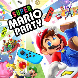 Super Mario Party is a party video game, the traditional gameplay of the older Mario Party games returns in Super Mario Party, after the previous two games' departure from the established form. The standard game mode, Party Mode, features up to four players taking turns and navigating the board in search of stars while competing against one another in a variety of minigames.