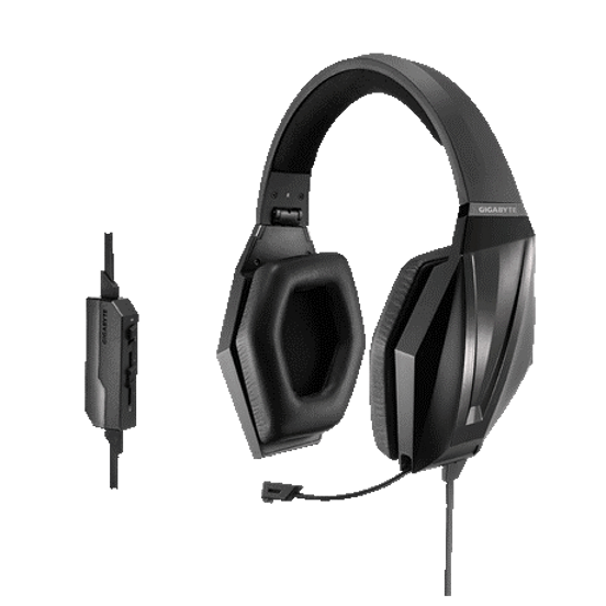 50mm driver units with enhanced bass High quality retractable microphone Ergonomic design for outstanding comfort Independent inline control Foldable design with the qualitied carrying pouch