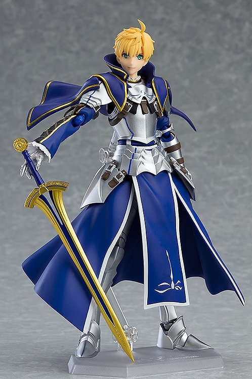 Fate/Grand Order -  figma Saber Arthur Pendragon 亞瑟·潘德拉貢 [Prototype]