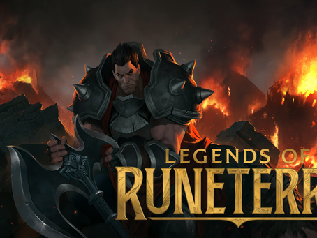 Legends of Runeterra: The Spirit Blossom event started!