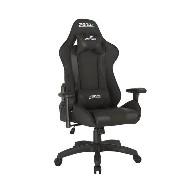 Zenox Saturn Racing Chair (Black)