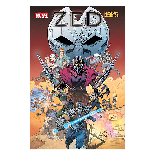 League of Legends: Zed English Edition
