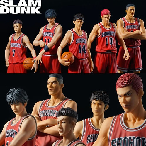 Slam Dunk Team SHOUOKU 湘北高中