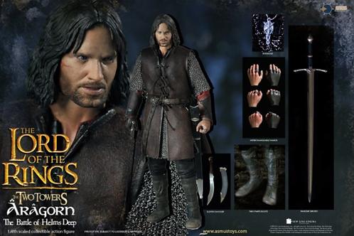 The Lord of Rings 魔戒 -  Aragorn II Elessar 亞拉岡二世