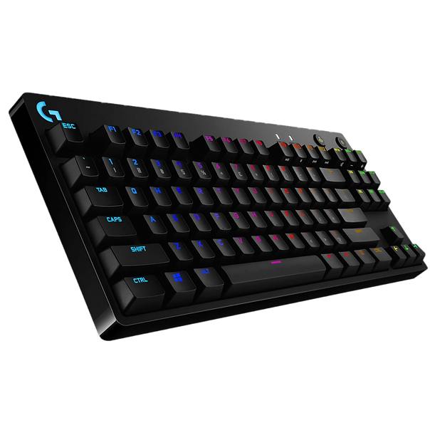 The tournament-proven PRO X design—now with swappable pro-grade GX switches. Meet the customizable mechanical gaming keyboard built for the world's top esports athletes.
