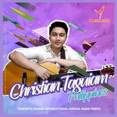 Christian Taguiam - Philippines