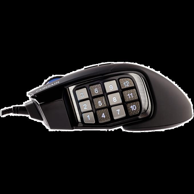 CORSAIR SCIMITAR RGB ELITE MOBA/MMO Gaming Mouse