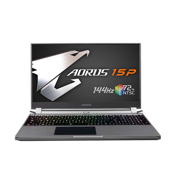 The AORUS professional gaming laptop is made for top gamers – the ultimate gaming platform that satisfies the high standards of professional players. Supporting a 144Hz display, a NVIDIA® GeForce RTX™ discrete graphics card, and a vibrant backlit keyboard, the AORUS 15P is the most compact of its class. Weighing in at just 2kg, this feather-light laptop wields 8 hours of battery life, allowing you to take the field by storm!