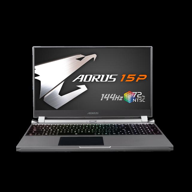 AORUS 15P (Intel 10th Gen)