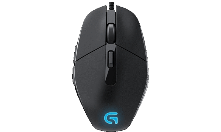 The G302 Daedlous Prime is simple and yet effective in performing its primary purpose – acting as a natural hand extension in MOBAs. Unlike the best Logitech MMO mouse, G600, which comes with an intimidating number of buttons, the G302 has 6 programmable buttons, but that's more than enough.