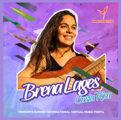 Brena Lages - Costa Rica