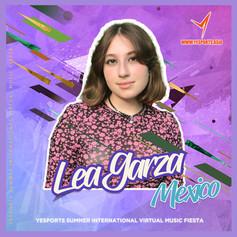 Lea Garza - Mexico