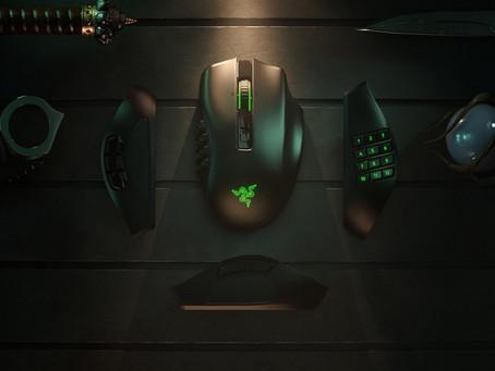 雷蛇Razer Naga Pro 遊戲滑鼠