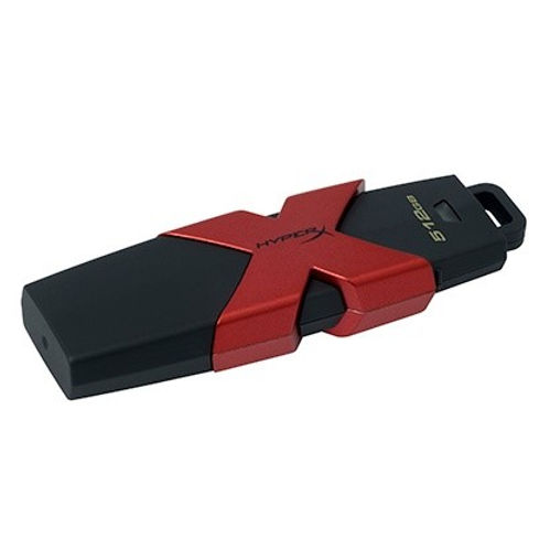 HyperX® Savage USB Flash drive is a must-have for the gamer on the go. Waste less time moving files with Savage's fast transfer speeds up to 350MB/s, perfect for LAN parties, competitions and cons. Take and share all of your large movies, music files and mods anywhere with Savage's capacities up to 512GB.