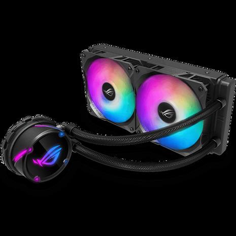 ASUS ROG Strix LC 240 CPU cooler RGB Fan