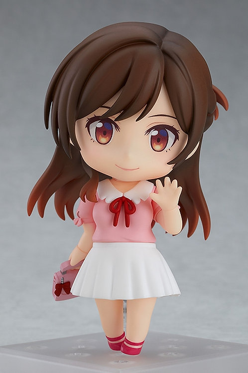 Rent-A-Girlfriend - Chizuru Ichinose 水原千鶴 Nendoroid 黏土 Ver.