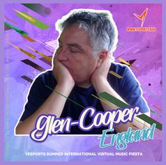 Glen Cooper - England
