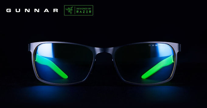 Gunnar Glasses - Razer Edition