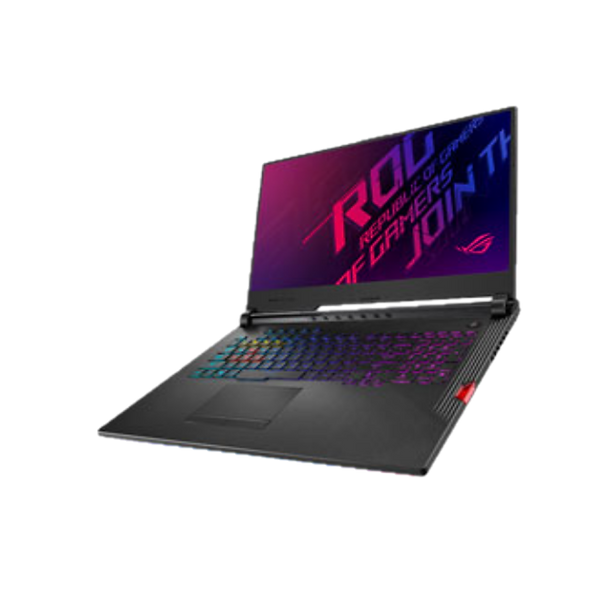 Aim for esports excellence with the ROG Strix SCAR III, engineered to compete at the top tier of Windows 10 Pro gaming. Intelligent Cooling unleashes the raw power of the 9th Gen Intel Core CPU and GeForce RTX™ graphics, while the world's fastest 240Hz/3ms laptop display lets you play at the speed of pro gaming. Jump into multiplayer matches anywhere with stronger RangeBoost Wi-Fi, show off your personality with the wraparound Aura Sync light bar, and gain privacy for personal data with the new ROG Keystone.