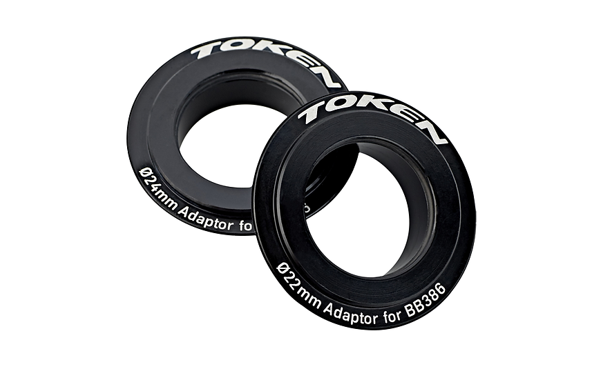 Adaptadores Token 30mm - BB386 22-24mm