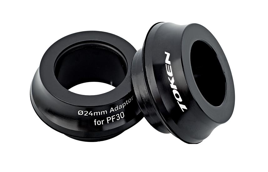 Adaptadores Token 30mm p/ 24-22mm