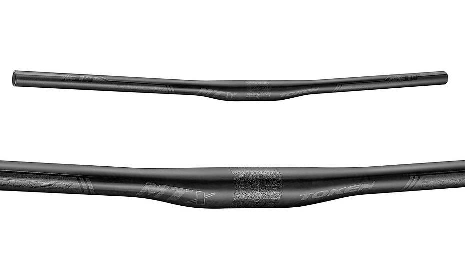 Guidão Token MTX Marble Carbon 780