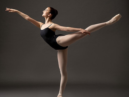 Strength for a Beautiful Arabesque