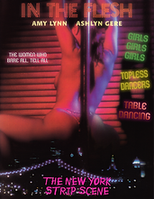 Stripper documentary starring Amy Lynn Baxter, Ashlyn Gere, Chrissy Winters. Topless dancers in New York City
