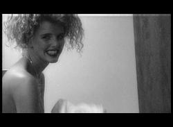 Amy Lynn Baxter -- backstage