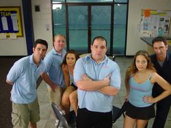 Bazookas crew