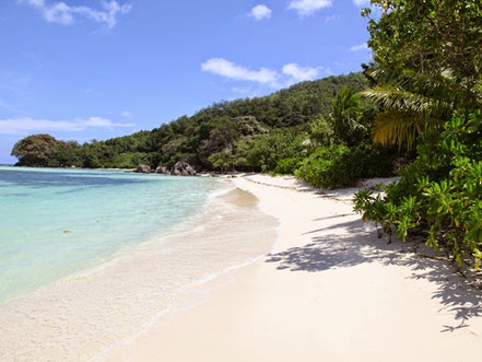 WELCOME TO SAINT ANNE SEYCHELLES