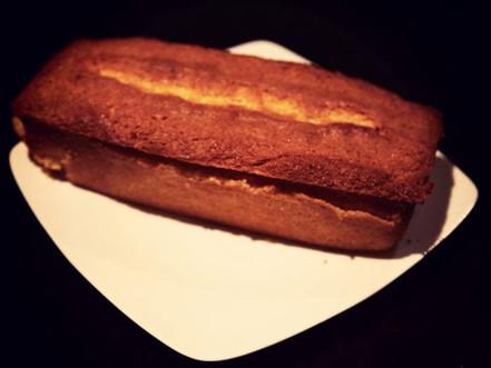 INTO MY KITCHEN : ORANGE BLOSSOM'S CAKE