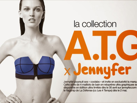 DON'T FORGET TOMORROW : A.T.G X JENNYFER