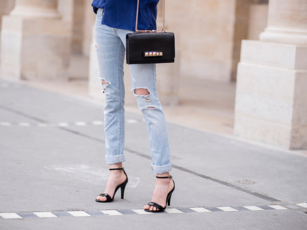 BLUE & DENIM
