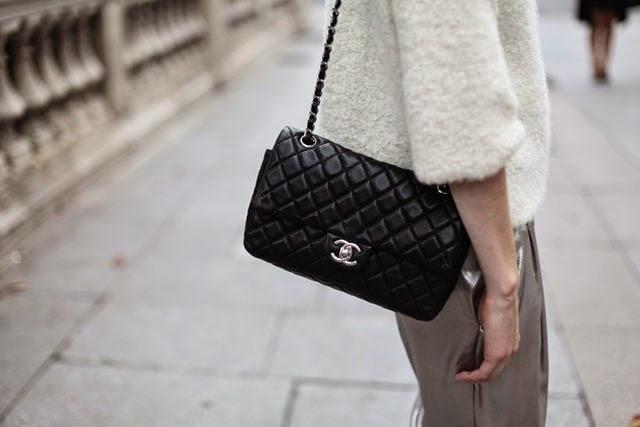 fashion, blogueuse, blogger, paris, france, stella pardo, la petite française, chanel, 2.55, stan smith , adidas
