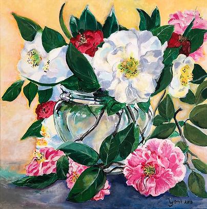 Camelia Bouquet