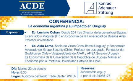 LA ECONOMÍA ARGENTINA Y SU IMPACTO EN URUGUAY