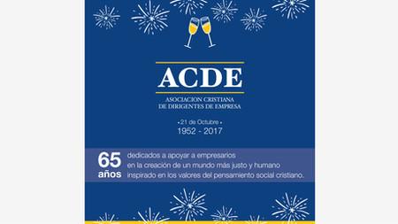 Aniversario ACDE