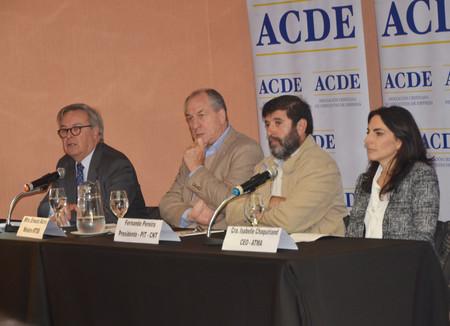 """ACDE PRESENTÓ """"APORTES PARA LA CONSTRUCCIÓN DE LA CULTURA DEL TRABAJO 4.0"""""""