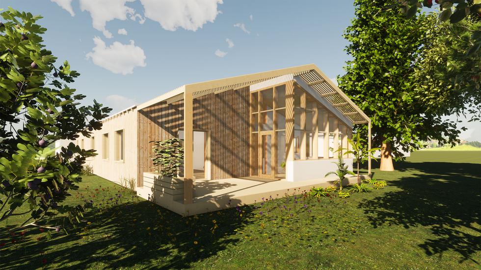 Mai 2021 - Rénovation et extension S