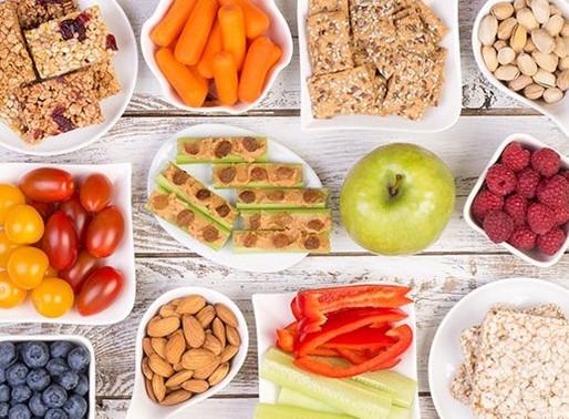 Nourishing snacks for procrastin-eating