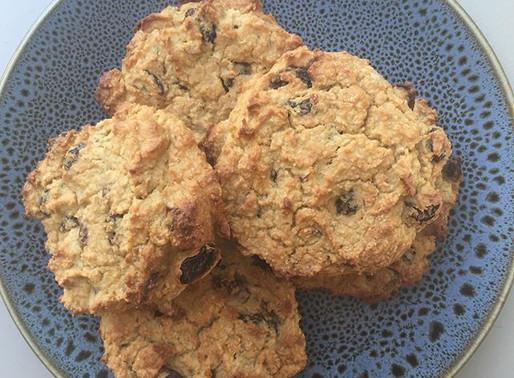 Gluten Free Chickpea Cookies