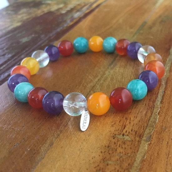 Funky beads – náramek pro dobrou náladu