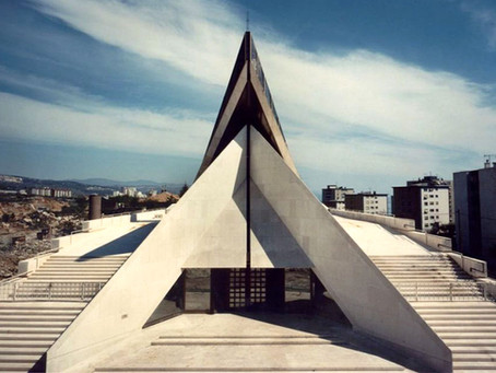 The Rare Sacral Architecture of Socialist Yugoslavia
