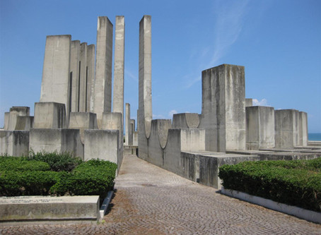 10 Amazing Yugoslav-era Monuments Built Outside Yugoslavia