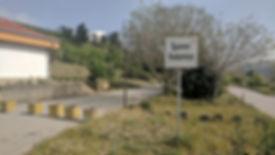 Parking area photo of the Veles spomenik monument